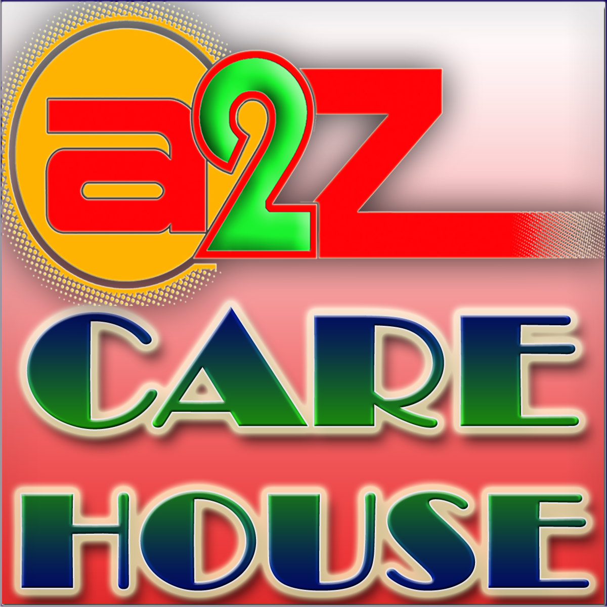 a2z Care House Logo